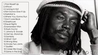 Peter Tosh Greatest Hits Full Album - Best Songs Of Peter Tosh