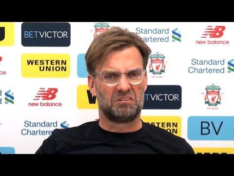 Jurgen Klopp Full Pre-Match Press Conference - Liverpool v West Ham - Premier League