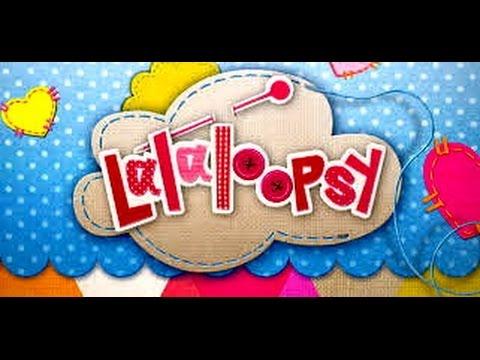 Lalaloopsy Peanut's, Luna park- Lalaloopsy doll