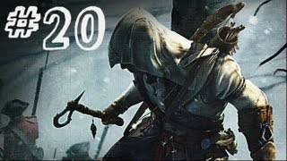 Assassin's Creed 3 Gameplay Walkthrough Part 20 - Boston's Most Wanted - Sequence 5