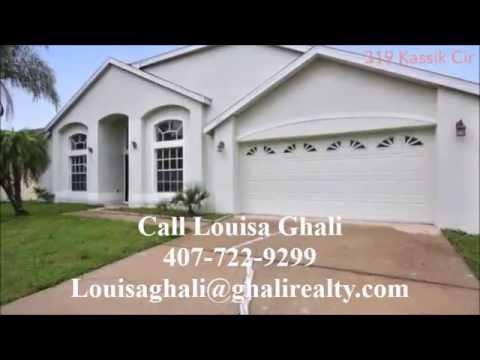 House For Sale Orlando Fl , 4 Bedroom , 3 Bath