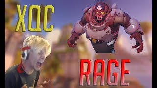 XQC ULTIMATE RAGE AND SLAMMING COMPILATION
