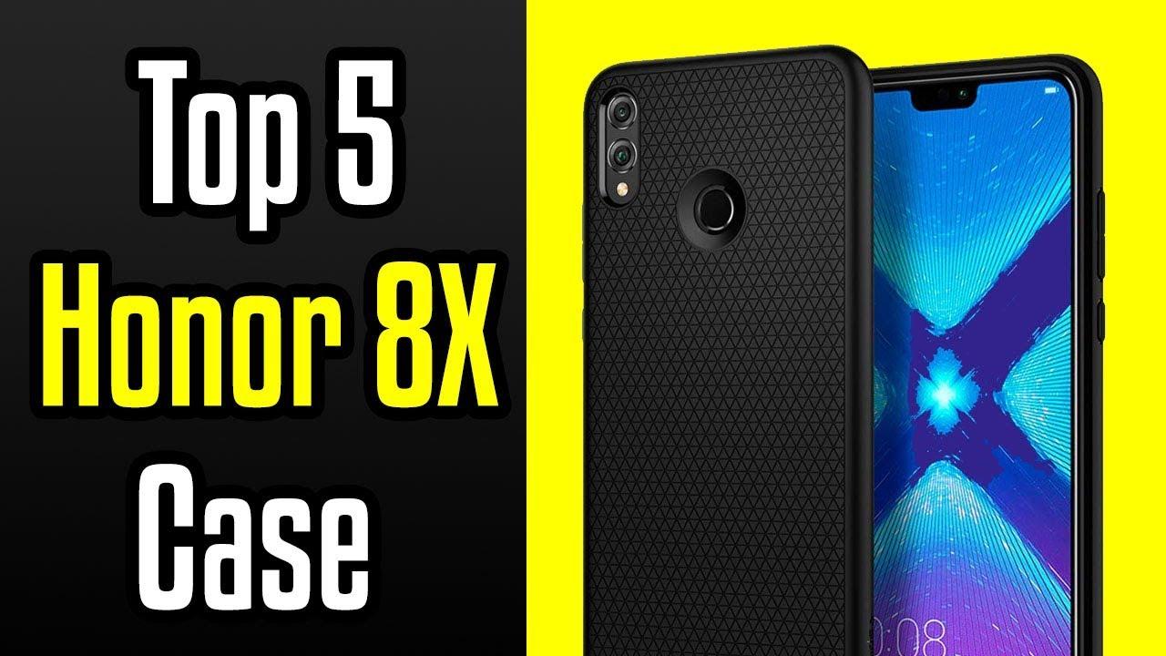 🔻Top 5 Best Huawei Honor 8X Cases!🔺[4K]
