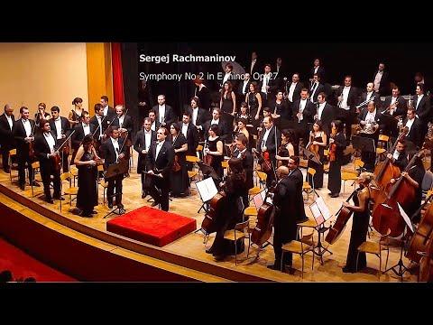 Rachmaninoff: Symphony no.2 op.27 [HD] · Manasi · Complete live concert