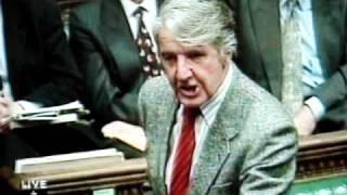 House of Commons - Dennis Skinner 1996