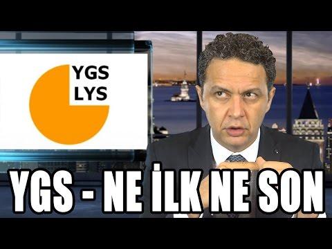 Stolk : YGS - Ne İlk Ne Son