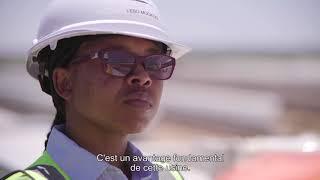 ENGIE – La centrale solaire de Kathu