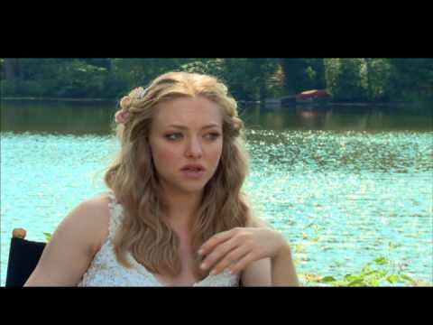 Amanda Seyfried Interview- The Big Wedding