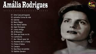 Amália Rodrigues Maiores Sucessos - Melhores Músicas Do Amália Rodrigues