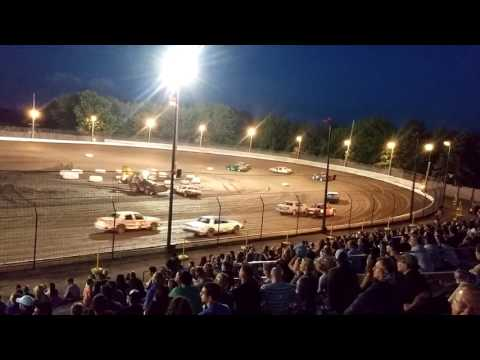 6/30/17 - Sycamore Speedway 25 Lap Spectator Feature
