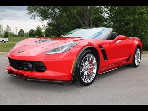 2016 chevrolet corvette z06 convertible torch red for sale at wilson county motors lebanon tn. Black Bedroom Furniture Sets. Home Design Ideas
