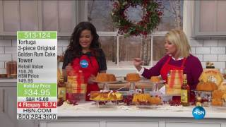 HSN | Last Minute Food Gifts featuring David's Cookies 12.13.2016 - 11 AM