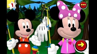 ミッキー&ミニーの宇宙:ミッキーマウスクラブハウスキャンプ旅行null