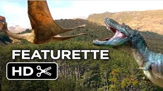 Walking With Dinosaurs 3D Featurette - Origins (2013) - Prehistoric Movie HD