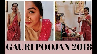 My Favourite Thing About Festivals | Gauri Poojan 2018 | MostlySane