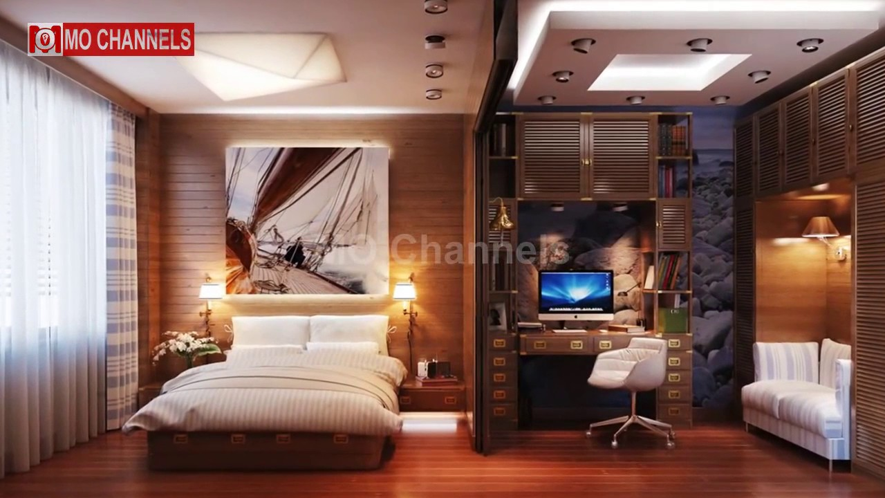 Best 30 Design Bedroom Office Ideas - YouTube