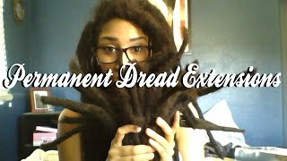 Permanent Dreadlock Extensions