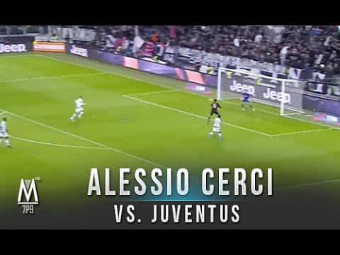 Alessio Cerci Vs. Juventus