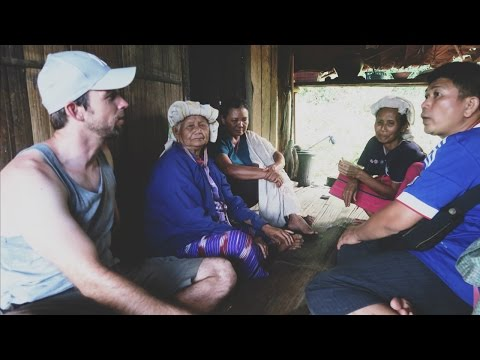 Jungle Trekking & Living With A Tribe Part 1
