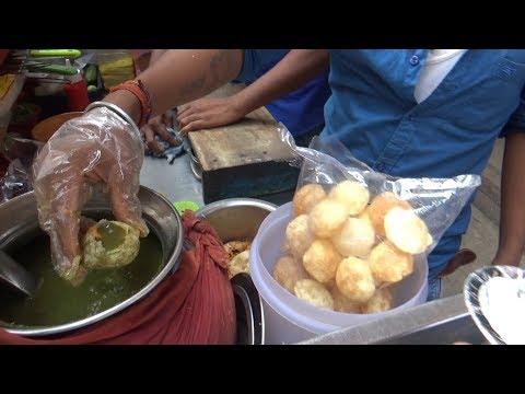 Sri Balaji Chat Center | Most Hygienic Panipuri | 4 Piece @ 10 Rs | Street Food Chennai