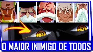 O MAIOR INIMIGO DE LUFFY APARECE | One Piece 908