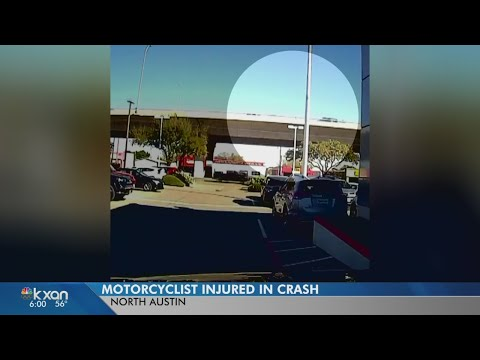 Motorcyclist critically injured in 25 ft. fall from US 183 in north Austin