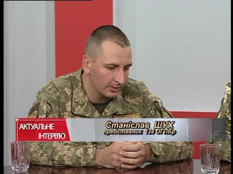Актуальне інтерв'ю. Призов та нові правила набору на військову службу за контрактом