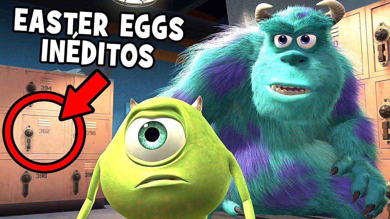 Download 61 DETALHES que você PERDEU em MONSTROS SA (Easter Eggs + Erros)