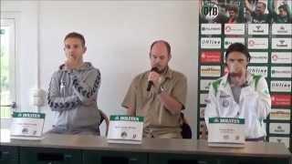 14 15 vfb lbeck vfl wolfsburg ii pressekonferenz