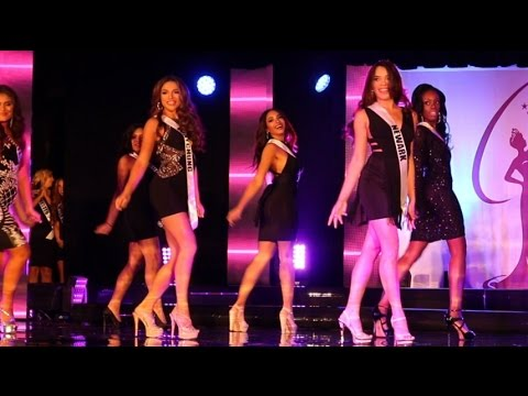 2017 Miss New Jersey USA - Opening Number