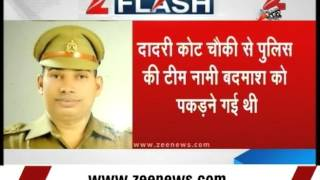 Breaking News - Police Team Attacked During Raid in Greater Noida