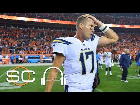 Chargers, Broncos showed 'football character' on Monday Night Football | SC with SVP | ESPN