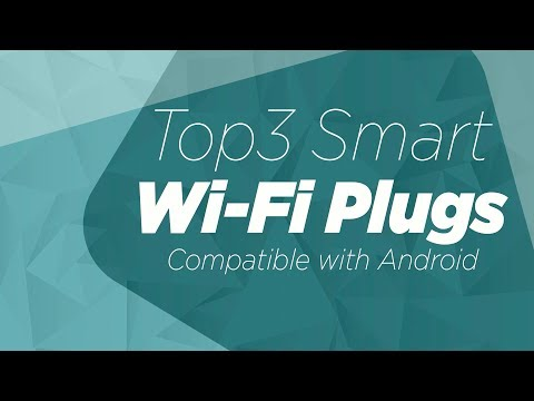 Top 3 Best Smart WiFi Plugs Compatible with Android | Above Android
