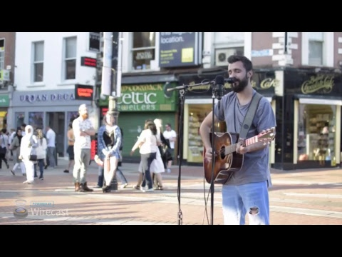 Live Busking Session in Dublin