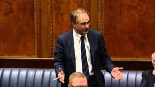 The Comber Greenway (Adjournment Debate)