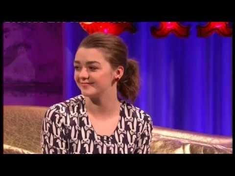 Maisie Williams interview 2015