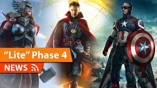 Phase 4 is ONLY 2 Years Long & Why Explained