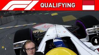 Mach ich den Verstappen? 🎮 F1 2017 Sauber Season 2 #16