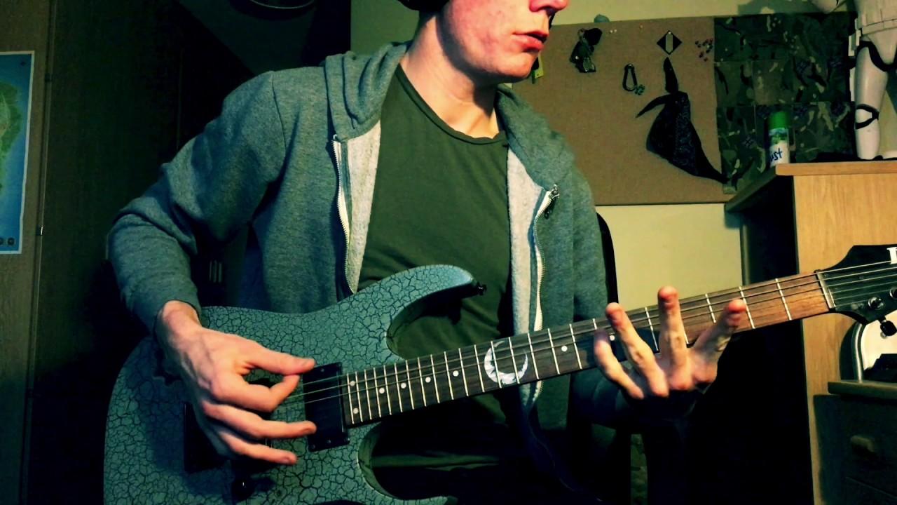 breaking benjamin polyamorous guitar cover by markjc youtube. Black Bedroom Furniture Sets. Home Design Ideas