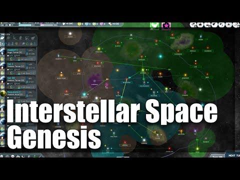 Interstellar Space: Genesis ► GAMEPLAY (PC)