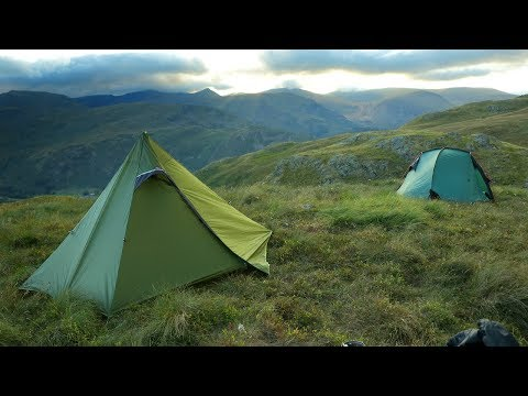 4 Day Camping Trip in the Mountains - Lake District Wild Camping Adventure | Ep 1
