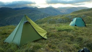 4 Day Camping Trip In The Mountains   Lake District Wild Camping Adventure  Ep 1