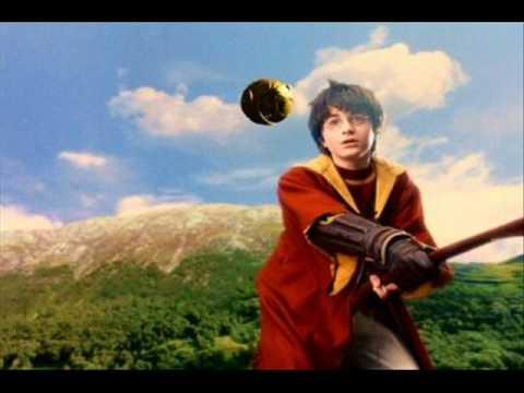 Quidditch harry potter scene