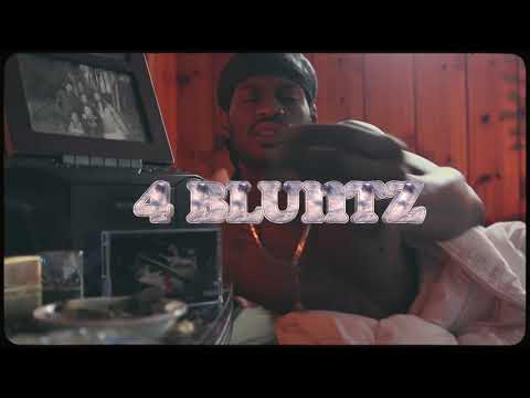 BLAKE ANTHONY - 4 BLUNTZ [Produced by CROUPDAWG] (Official Video)