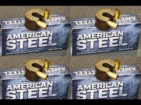 American Steel Case...RELOADED!
