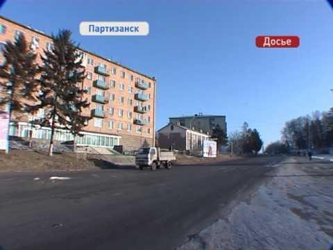 Водители частных автобусов Партизанска прекратили забастовку