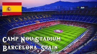 ... subscribe for more videos! ---------------------------------------------- camp nou is the home s...