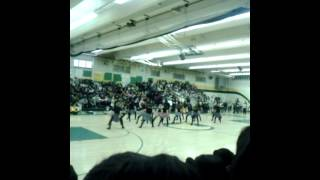 Grace M. Davis High School Dance Production