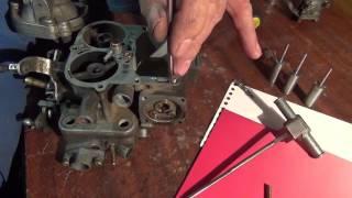 видео доработка карбюратора ваз 2105