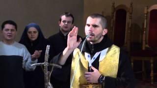 Modlitwa uwolnienia 15.12.2012